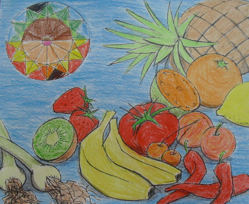Fotos epv dibujo categor a colores frios c lidos 2012 13 - Imagenes de colores calidos ...