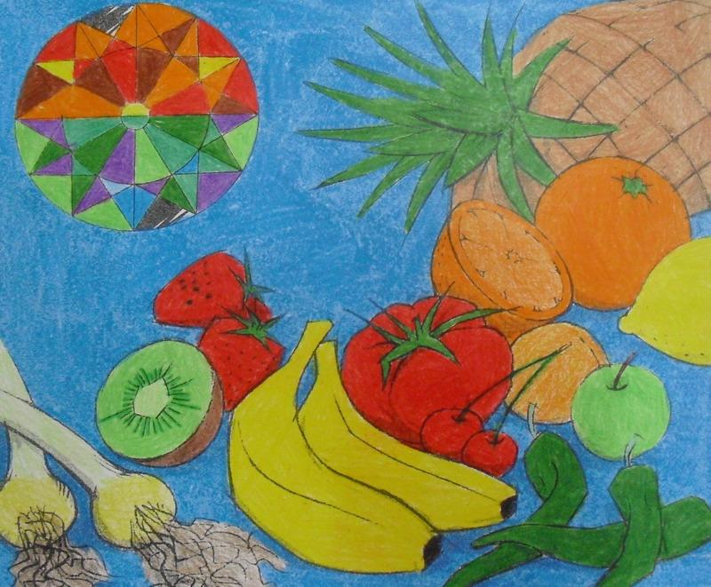 Actividades gimp categor a colores frios c lidos 2012 13 - Imagenes de colores calidos ...