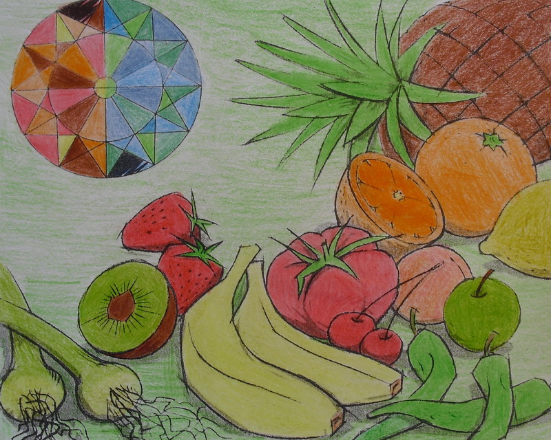 Fotos Epv Dibujo Categoría Colores Frios Cálidos 2012 13